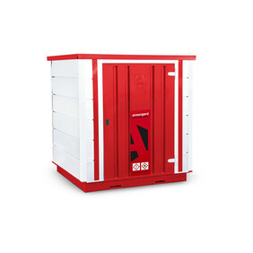 Fire Rated Container - HS2