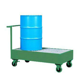 HS3 Drum Trolley - 2 Drum