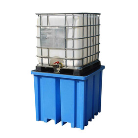 HS1 Single IBC Spill Pallet