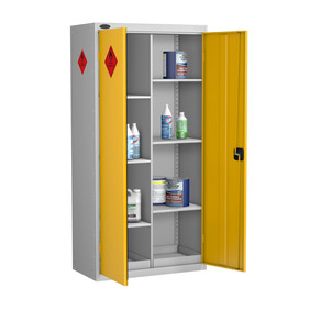 Flammable Storage Cabinet - HS4