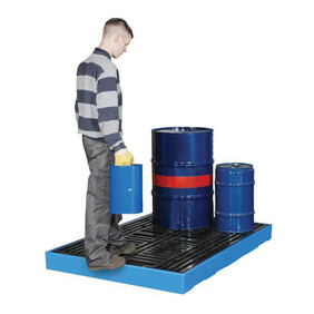 HS2 Drum Spill Flooring - 4 Drum